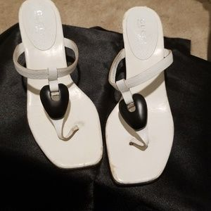 dc6787429415 Women s Black And White White Gucci Vintage Shoes on Poshmark